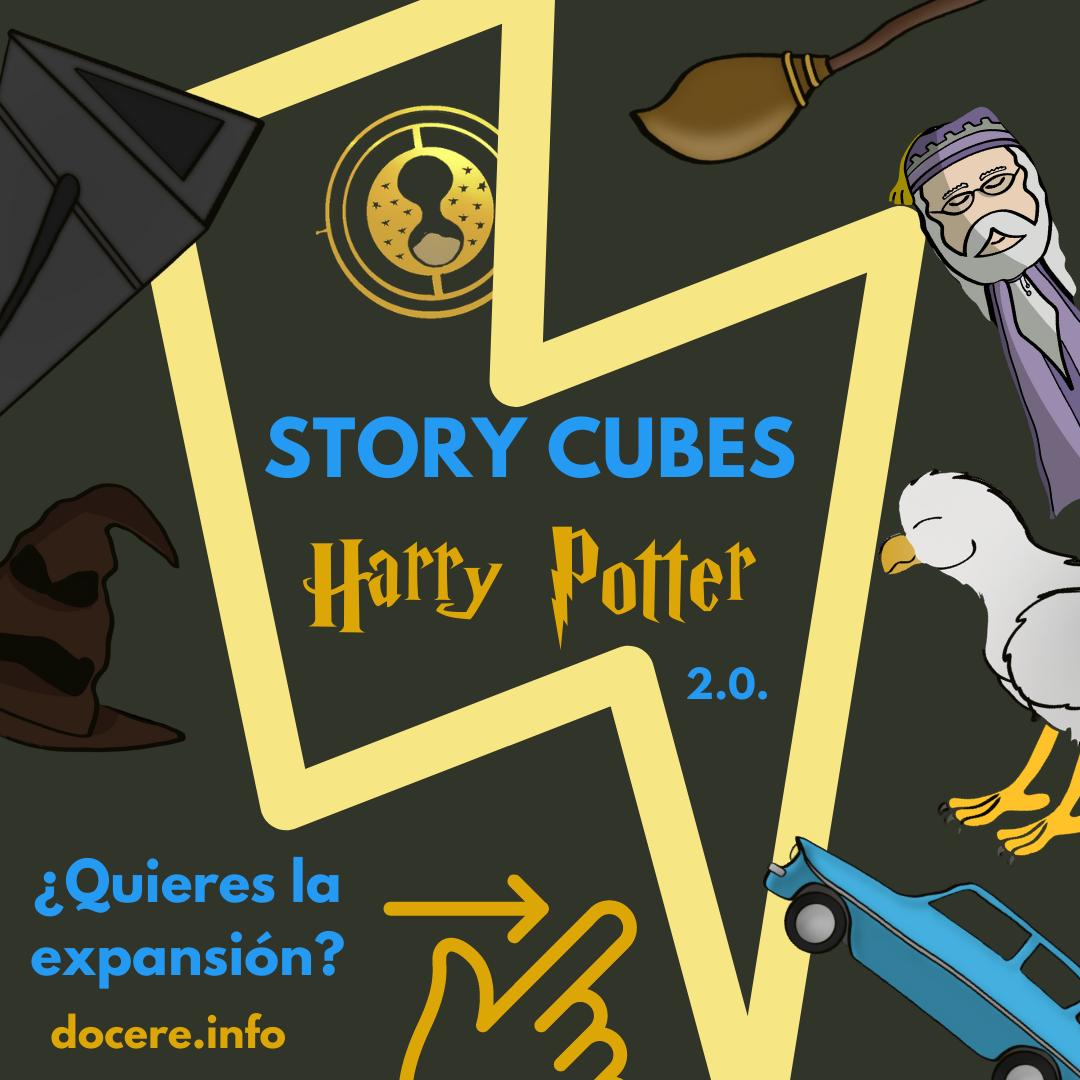 Story cubes Harry Potter parte 2
